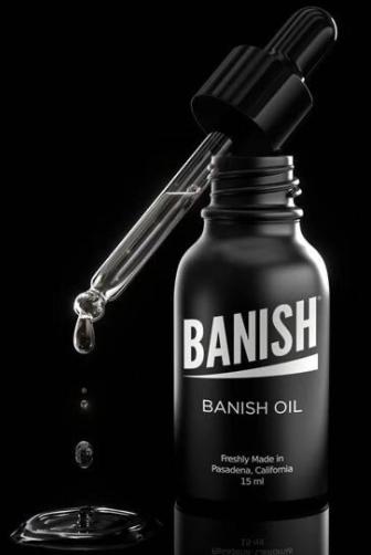 Banish The Banish Oil - Vitamin C Serum