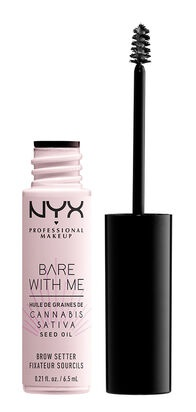NYX Professional Makeup Bare With Me Hemp High Eyebrow Gel Setter