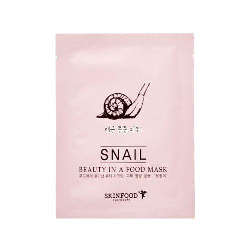 Skinfood Beauty In A Food Mask Sheet - Snail