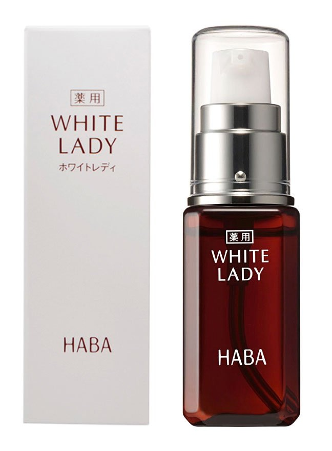 Haba White Lady