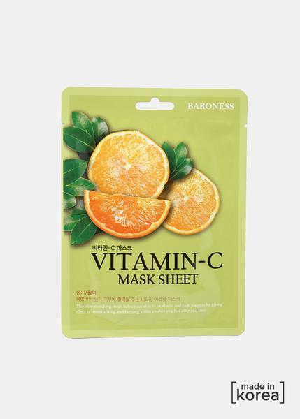 Baroness Vitamin C Sheet Mask