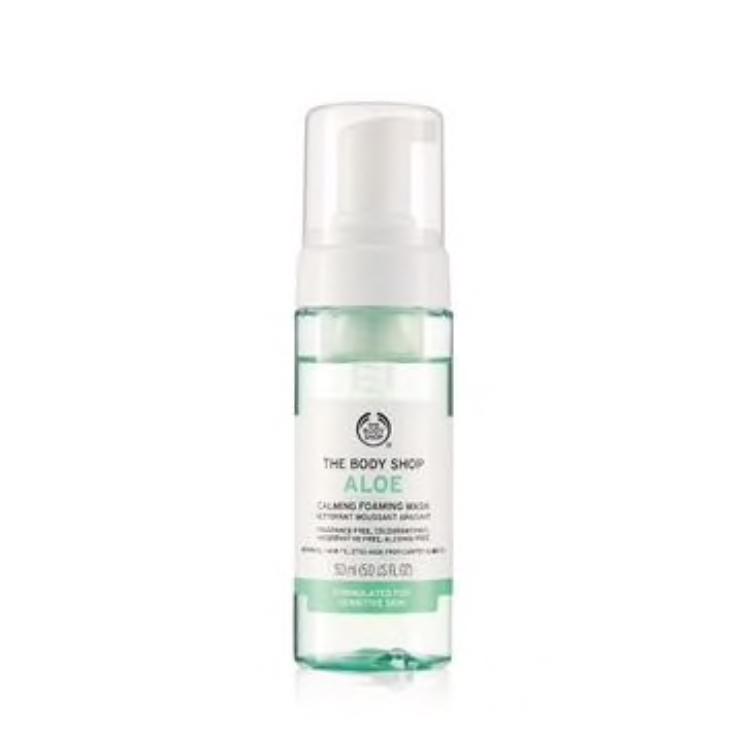 The Body Shop Aloe Calming Face Wash