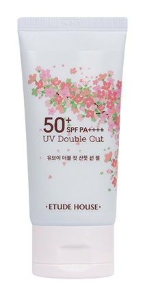Etude House Heart Blossom Up Double Cut Fresh Sun Gel SPF 50+