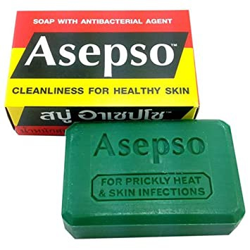 Asepso Anti Bacterial Bar Soap