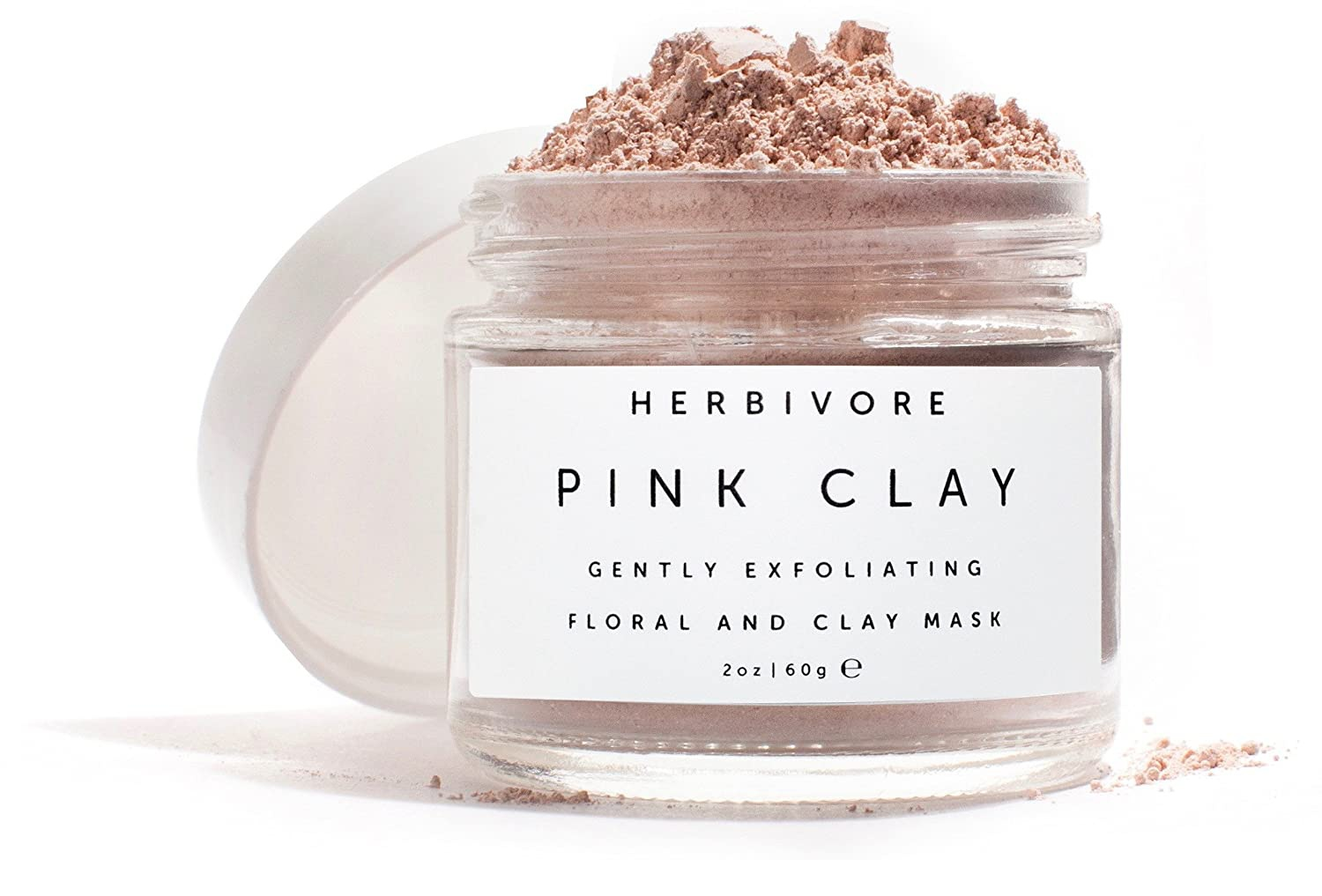 Herbivore Pink Clay Exfoliating Mask