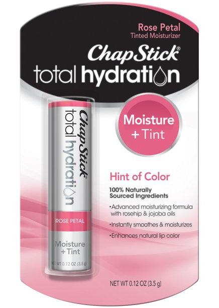 Chapstick Total Hydration Moisture + Tint