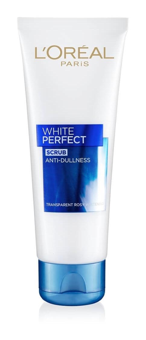 L'Oreal White Perfect Anti-Dullness Scrub