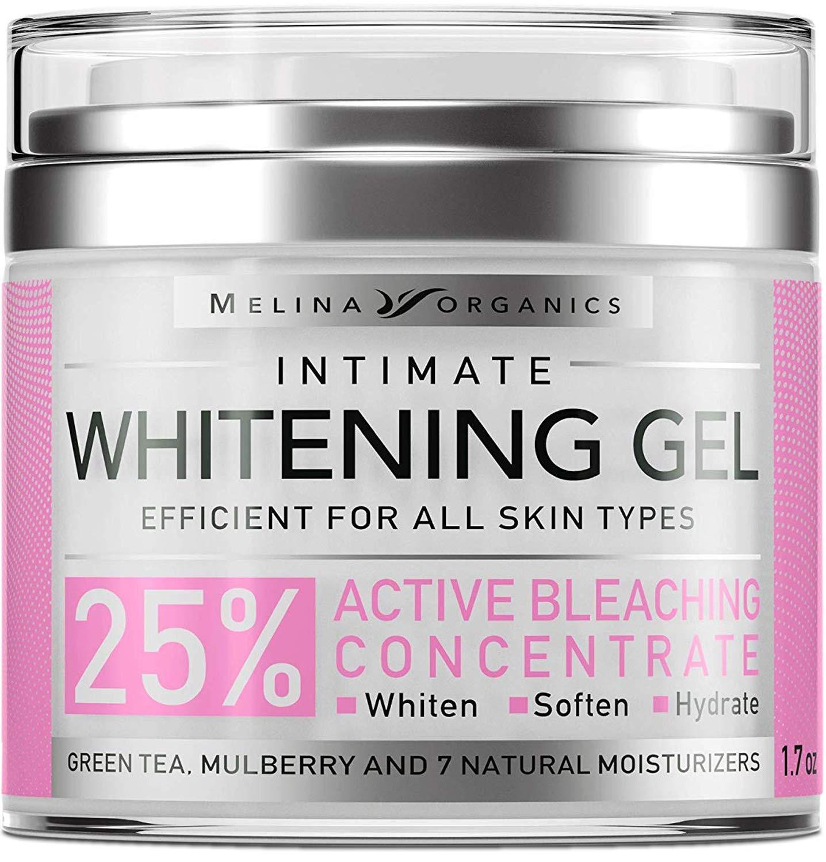 Melina Organics Intimate Whitening Gel