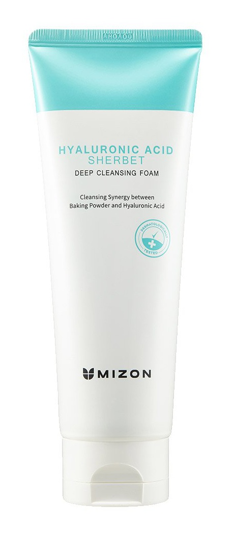Mizon Hyaluronic Acid Sherbet Deep Cleansing Foam