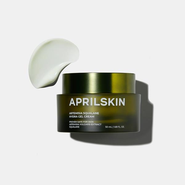 Aprilskin Artemisia Squalane Hydra Gel Cream