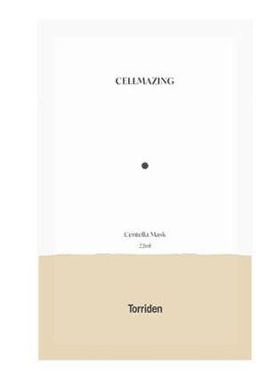 Torriden Cellmazing Centella Mask Pack