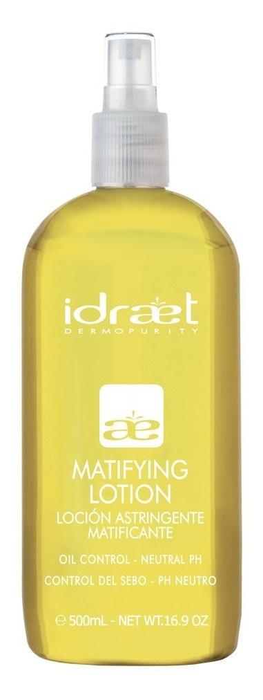 Idraet Astringent Matifying Lotion