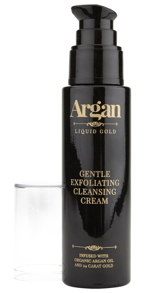 Argan Liquid Gold Gentle Exfoliating Cleansing Cream