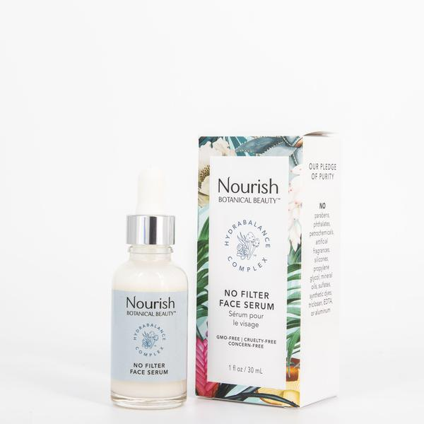 Nourish No Filter Face Serum