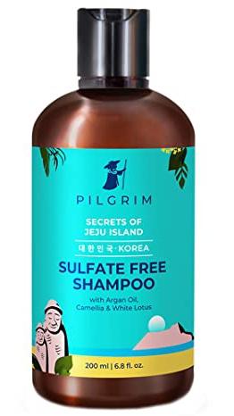 Pilgrim Sulfate Free Shampoo