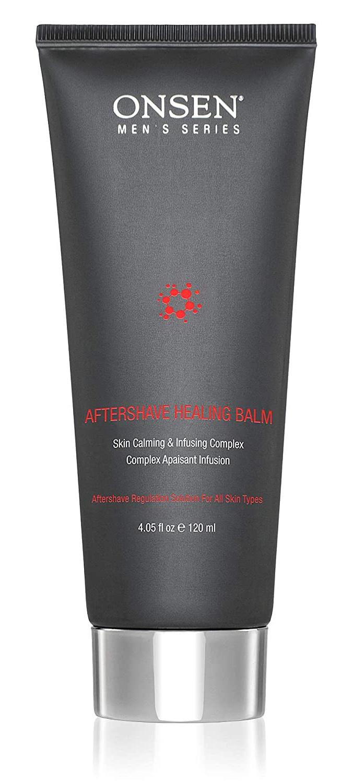 Onsen Secret Aftershave Healing Balm Skin Calming & Infusing Complex