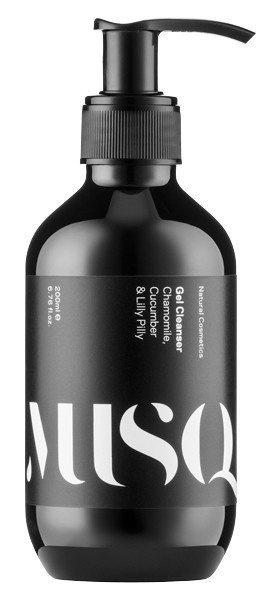 Musq Cosmetics Gel Cleanser