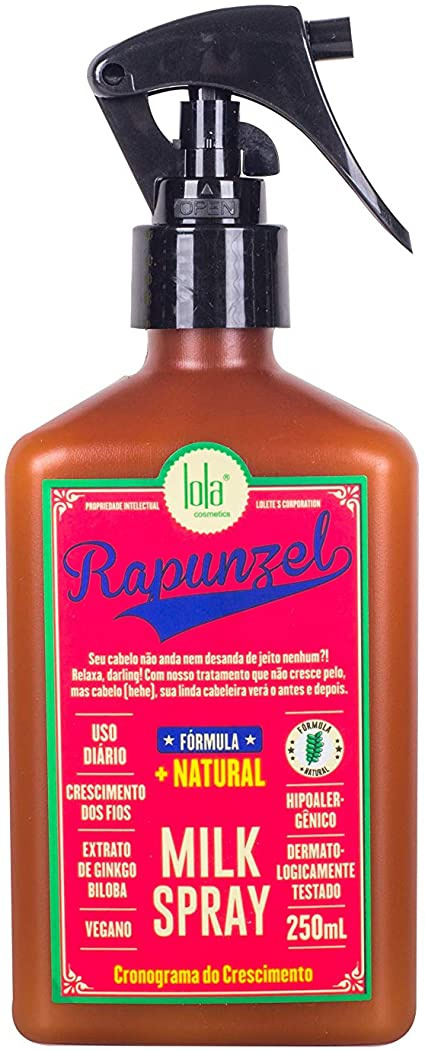 Lola Cosmetics Rapunzel Milk Spray