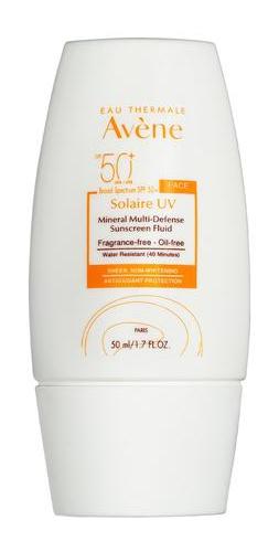 Avene Solaire UV Mineral Multi-Defense Sunscreen SPF 50+