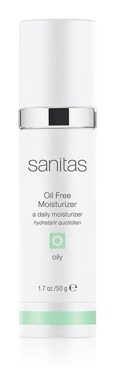 Sanitas Skincare Oil Free Moisturizer