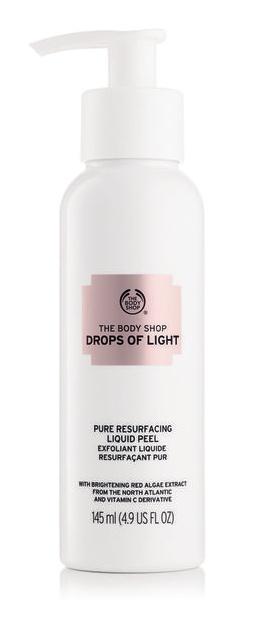 The Body Shop Drops Of Lights Pure Resurfacing Liquid Peel