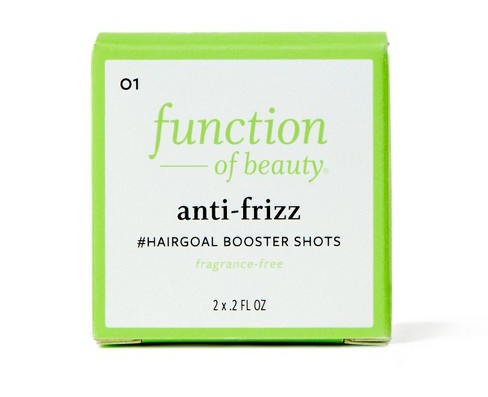 Function Of Beaty Anti-Frizz Booster Shot