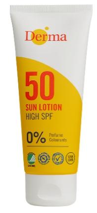 Derma Sun Lotion Spf 50