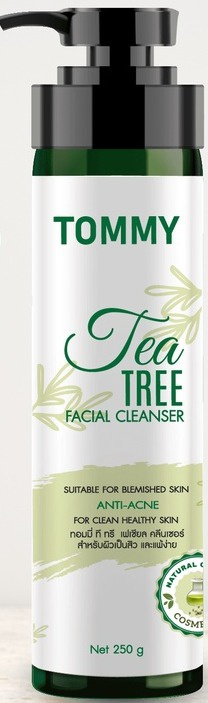 Tommy Tea Tree Facial Cleanser