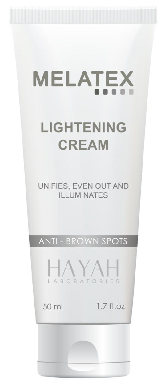 Hayah Melatex Lightning Cream