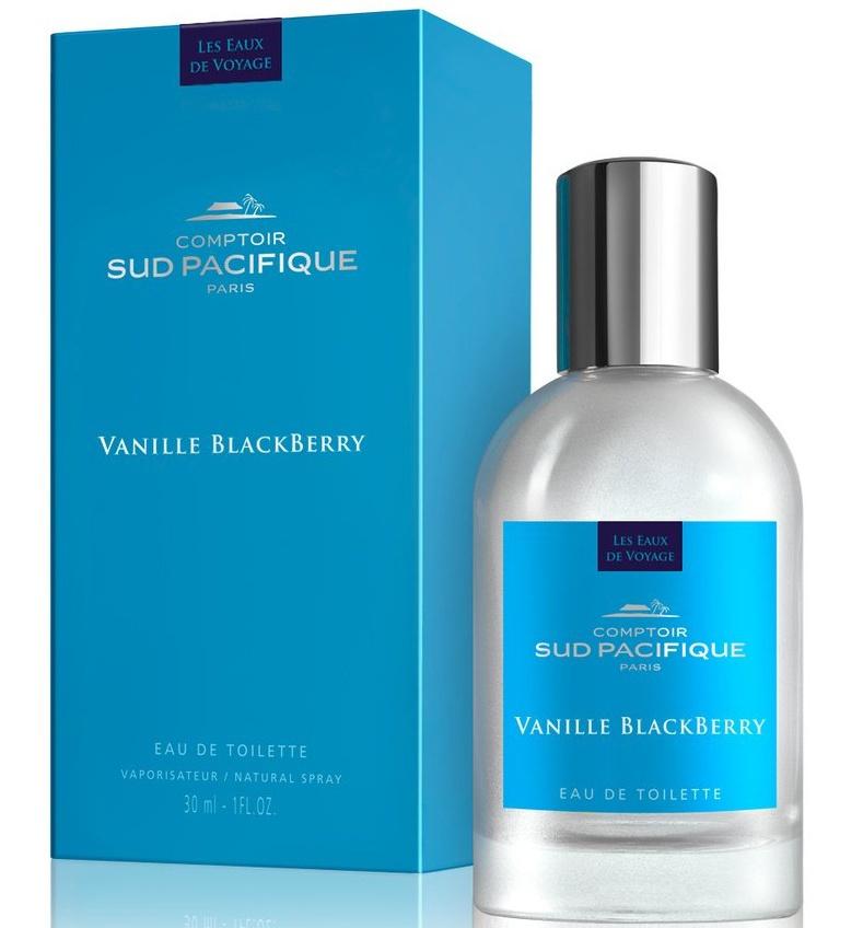 Comptoir Sud Pacifique Vanille Blackberry Eau De Toilette Spray