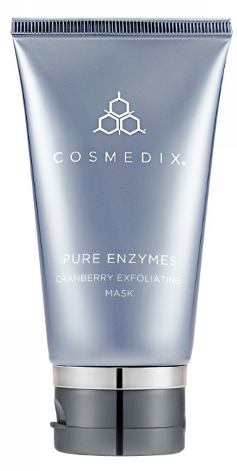 Cosmedix Pure Enzymes Cranberry Exfoliating Mask