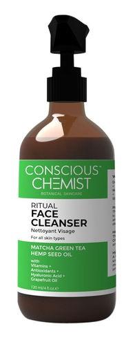 Conscious Chemist Ritual Face Cleanser