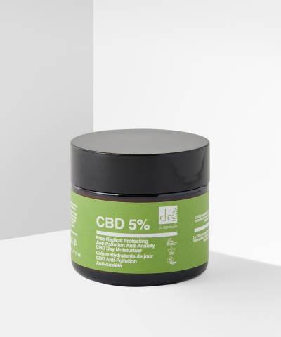 "Dr Botanicals ""CBD 5% Free-Radical Protecting"" Hydrating Day Cream"