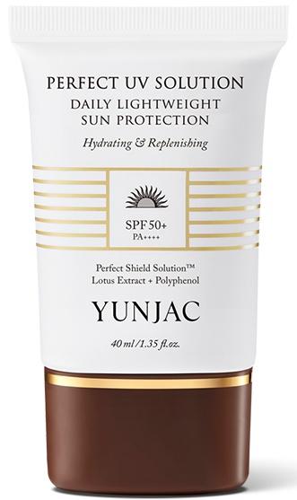 Yunjac Perfect UV Solution Daily Lightweight Sun Protection [SPF50+ Pa++++]