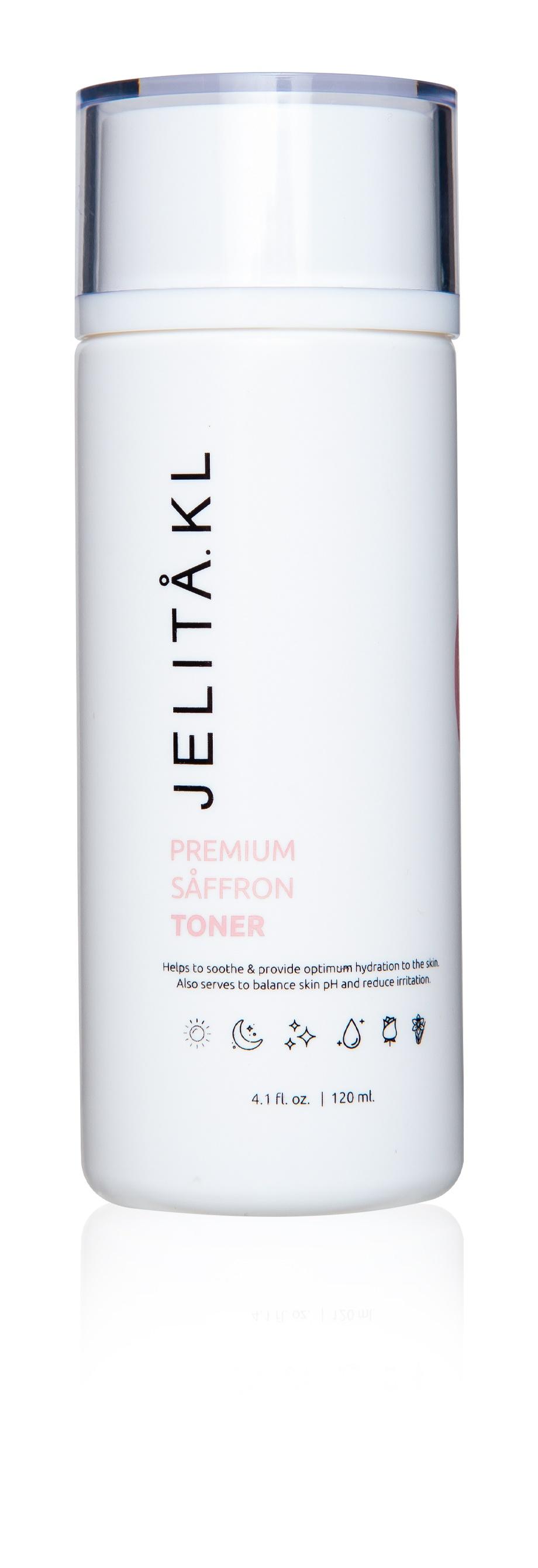 JELITA.KL Premium Saffron Toner (PST 2.0)