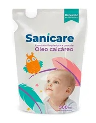 Sanicare Emulsion Limpiadora A Base De Oleo Calcareo