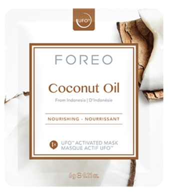 FOREO Coconut Oil Nourishing Ufo Activated Mask
