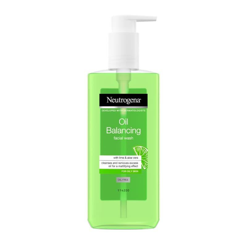 Neutrogena Oil Balancing Facial Wash