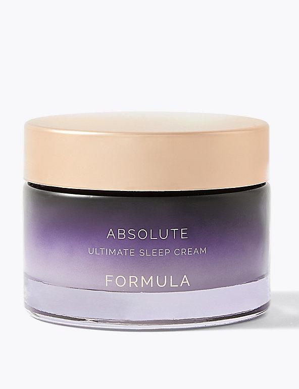 M&S Formula Ultimate Sleep Cream