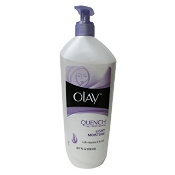 Olay Quench Daily Body Lotion
