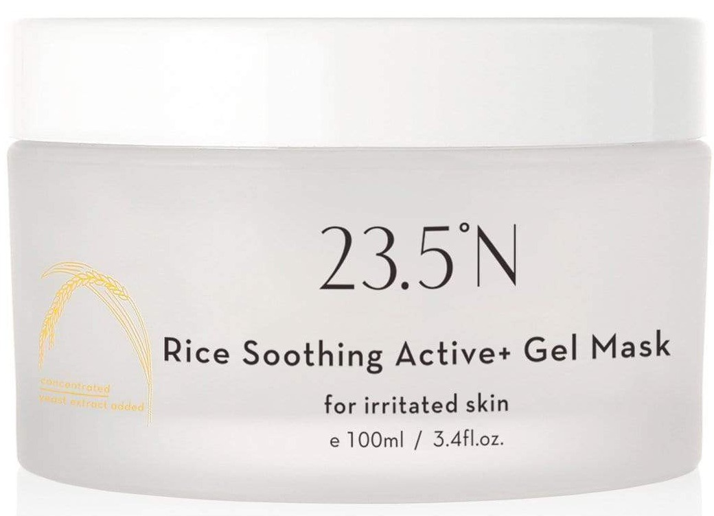 23.5°N Rice Soothing Active Gel Mask