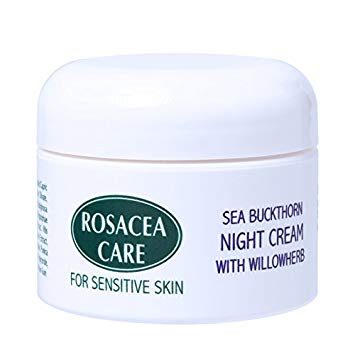 Rosacea Care Sea Buckthorn Night Cream With Willowherb