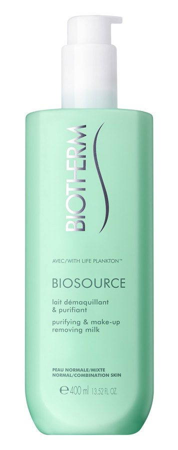 Biotherm Biosource Cleansing Milk Normal/Combination Skin
