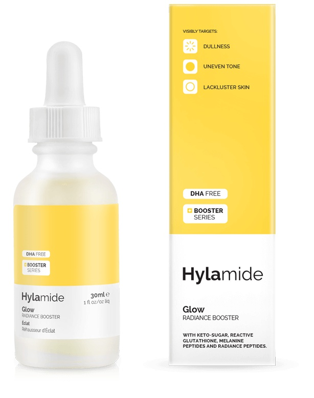 Hylamide Booster;Glow
