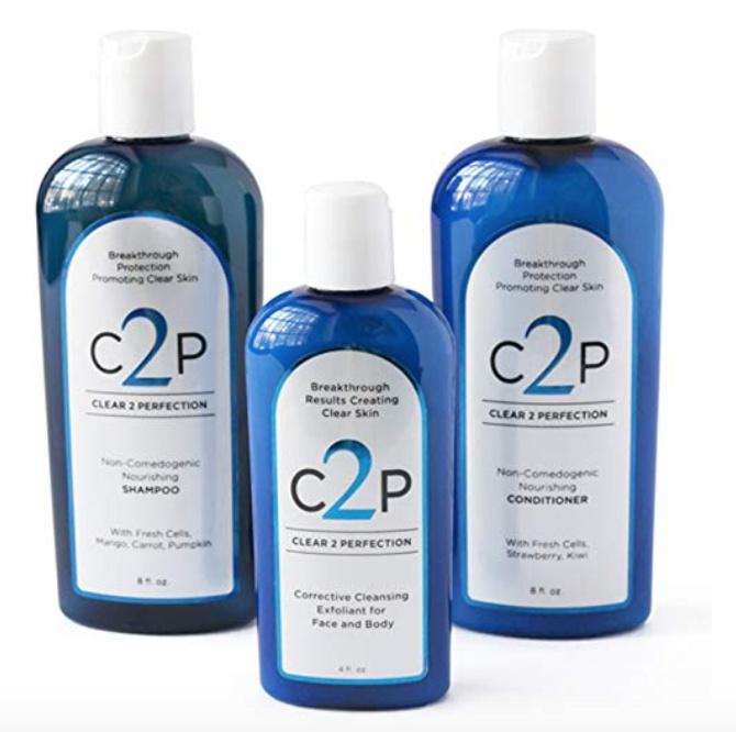 Clear 2 Perfection Shampoo