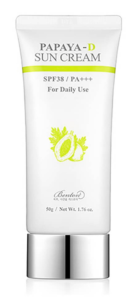 Benton Papaya-D Sun Cream SPF38/PA+++