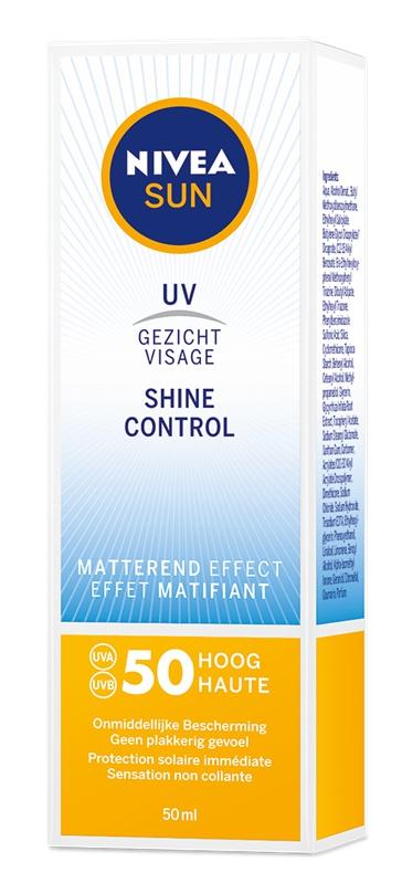 Nivea Sun Shine Control Spf 50