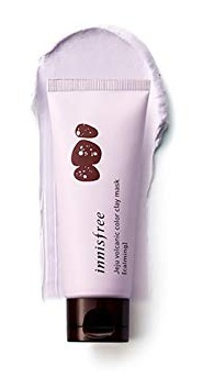 innisfree Jeju Volcanic Color Clay Mask Purple (Calming)