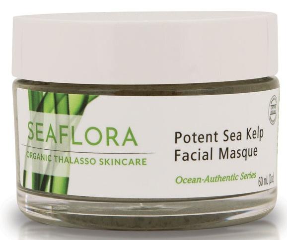 Seaflora Skincare Potent Sea Kelp Facial Masque
