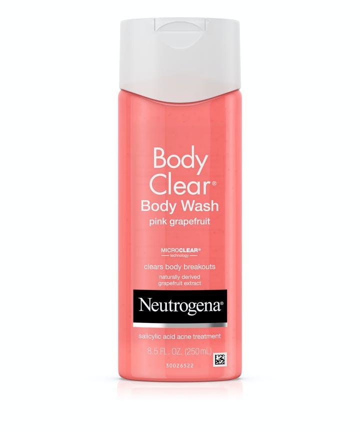 Neutrogena Body Clear Body Wash - Pink Grapefruit